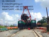 China 4000m³ Sand Mining Digging Dredger