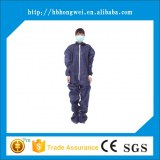PP househould coverall with hood protective clothes
