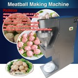 Meatball Making Machine, Meatball Maker, different size meatball,high quality