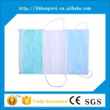 Hot sale disposable 3 ply surgical medical face mask with earloop and tie