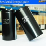 High Power Capacitor Screw mounted Terminal Electrolytic Capacitor