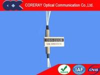 Guangxi Coreray usine d'alimentation OSW - D2x2B fibre optique non verrouillant commuta...