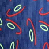 2017 Polyester Printed Fabric For Car or Bus Seat