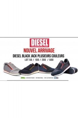 LOTS BASKETS DIESEL HOMME 2016-2017 EN DESTOCKAGE