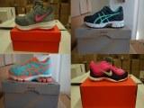 Nike&Asics