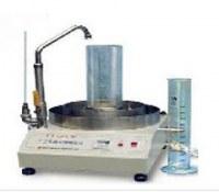Geotextile infiltrometer