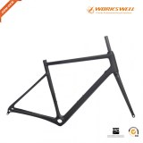 Full carbon racing road bike endurance carbon frame 700C for custom