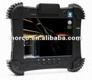Tablet PC robuste pour les applications mobiles en plein air