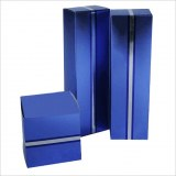 OEM China custom logo printed cardboard paper jewelry Packaging boxes wholesale