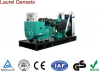 35Kw Open / Silent Type Gensets Biogas / Gas / Natural gas Water-cooled