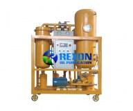 112/5000 Turbine émulsifiée série TY Machine de filtration d'huile Machine de recyclage...