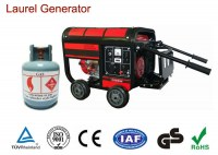 Natural Gas Power Generator Economical and Super Silent