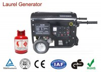 170F Engine Natural Gas Powered Generator Max Power 3kW Biogas Single / Three Phase