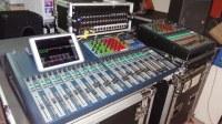 Mélangeurs numériques et équipements audio Behringer Yamaha Soundcraft Midas