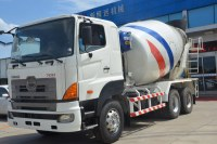 ZOOMLION CIFA/HINO700 Concrete Mixer Truck