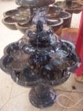FONTAINE en marbre fossilisé