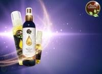 Golden oil type Pure Organic Argan oil for hair