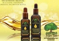 Professioonal skin care argan oil certified organic .