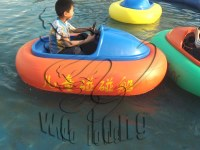 New Water Battery Operated Inflatable Kids Electric Bumper Boats For Sale