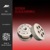 Moto Parts MIO Motorcycle Clutch Center Assembly
