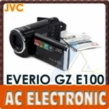 JVC GZ-E100 Full HD Everio Camcorder PAL