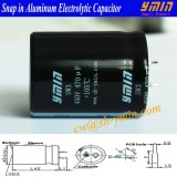 Heat Pump Capacitor Snap in Electrolytic Capacitor for Heat Pumps and Refrigerators