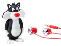 Lecteur MP3 EMTEC 8GB - Gamme Looney Tunes (Sylvestre)