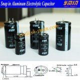 Energy Storage Capacitor Snap in Electrolytic Capacitor for Renewable Energy Power Inve...