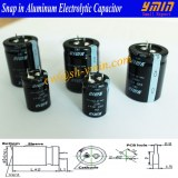 Standard Capacitor Snap in Electrolytic Capacitor for Hybrid Car Charging Poles and Hyb...