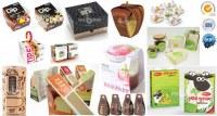Fabrication d'emballages en papier (boite alimentaire, boite cadeau, sac à provisions, boîte en...)