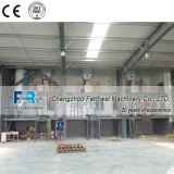 CE Approved High Quality Turnkey Complete Poultry Feed Plant