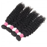 Brazilian Kinky Curly Virgin Human Hair Weave 3pcs/Lot