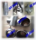 Grade 1, 2, 5, 6, 7, 9, 12 China Titanium and Titanium alloy Tee, Cross Tee