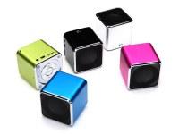 Mini haut-parleur portable - Noir