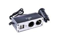 Double prise allume  / 2 prises et 2 ports USB