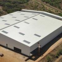 Atelier de structure métallique avec CE en Chine à vendre