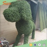 2016 factory price realistic artificial animal topiary grass animal artificial grass animals for...