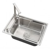Stainless steel sink SOSTESseries