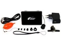 Camera avec LCD et détecteur de poissons (FFV90, Noir)