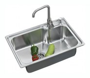 Stainless steel sink SORTseries