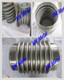 Grade 1, 2, 5, 6, 7, 9, 12 Titanium and titanium alloy Titanium corrugated pipe