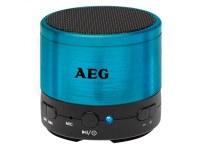 Haut-parleur Bluetooth AEG Sound System BSS 4826 Bleu