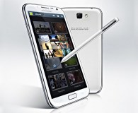 Samsung Galaxy Note II Android 4.1
