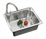 Stainless steel sink SORTLseries