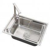Stainless steel sink SORTESseries