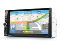 """Système Autoradio / Navigation Vordon 7"""" HT-869V2 avec Bluetooth / USB / microSD"""