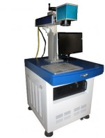 KL-F20 20w Fiber laser Marking Machine from China, for metal and non-metal marking