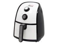 Friteuse à air chaud (sans huile) Clatronic FR 3667 H Noir-blanc