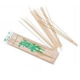 Brochette de bambou