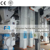 Fish Feed Factory Equipment Turnkey Plant